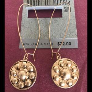 Robert lee Morris dangle earrings